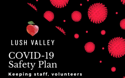 LUSH Valley COVID-19 Safety Plan