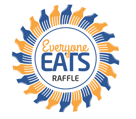Everyone Wins … When 'Everyone Eats' Raffle!